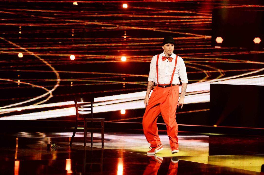 Got-To-Dance-Fresh-NC-02-SAT1-ProSieben-Willi-Weber - Bildquelle: SAT.1/ProSieben/Willi Weber
