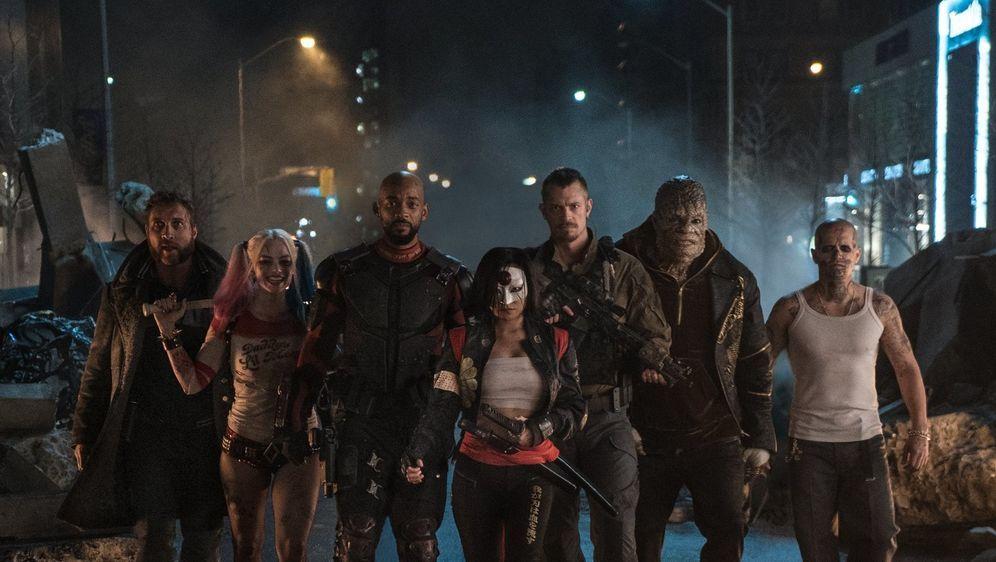 Suicide Squad - Bildquelle: Warner Bros.