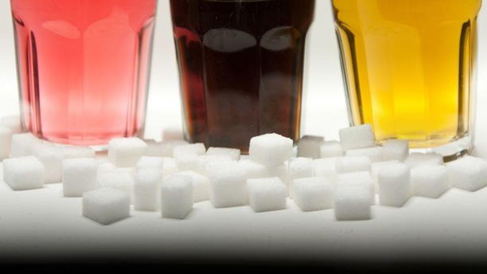 Krankheiten durch Zuckerkonsum