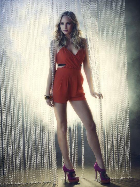 (3. Staffel) - Caroline Forbes (Candice Accola) ist Elenas und Bonnies Freundin und immer da, wenn man sie braucht. - Bildquelle: Warner Brothers