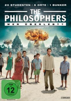 The Philosophers - Die Bestimmung - THE PHILOSOPHERS - Cover - Bildquelle: As...