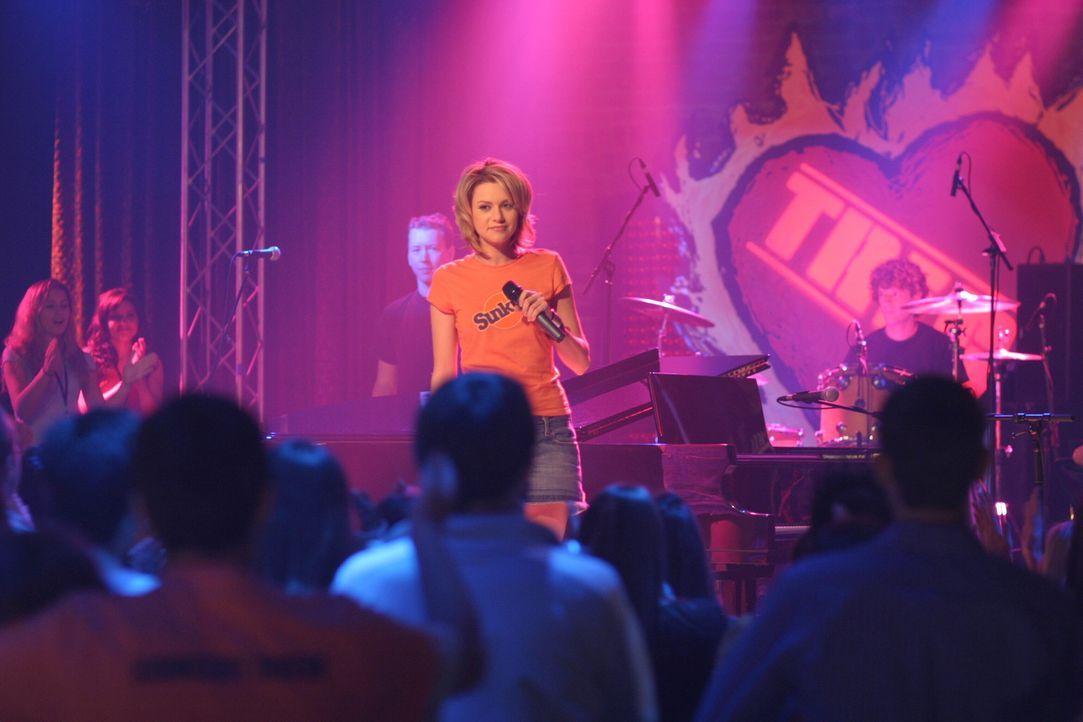Peyton (Hilarie Burton) veranstaltet zu Ehren von Ellie ein Konzert für die Brustkrebs Foundation ... - Bildquelle: Warner Bros. Pictures
