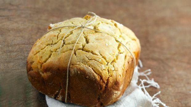Backrezept: Brot aus geriebenen Kartoffeln und Hefeteig