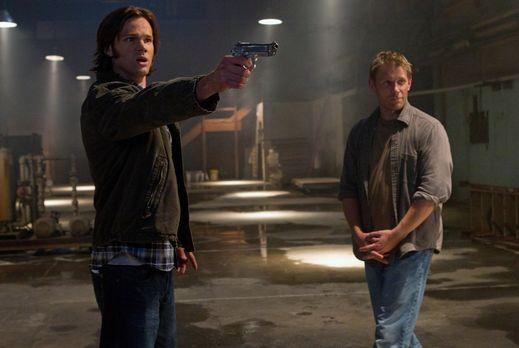 Supernatural - Während Castiel Schwierigkeiten hat, seine neugewonnene Macht...