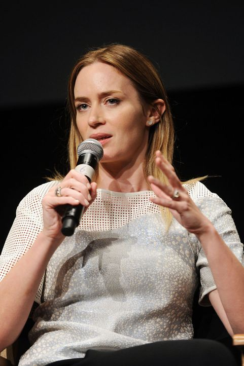 Emily-Blunt-getty-AFP - Bildquelle: 2015 Getty Images