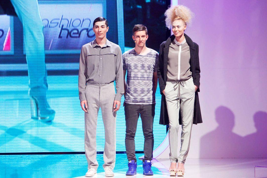 Fashion-Hero-Epi05-Gewinneroutfits-Timm-Suessbrich-Karstadt-07-Richard-Huebner - Bildquelle: Richard Huebner