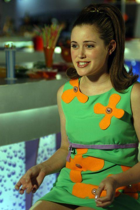 Immer wieder wird Margie Hammond (Lauren Maltby) in Träumen von der Mondgöttin Selena heimgesucht ... - Bildquelle: The Disney Channel
