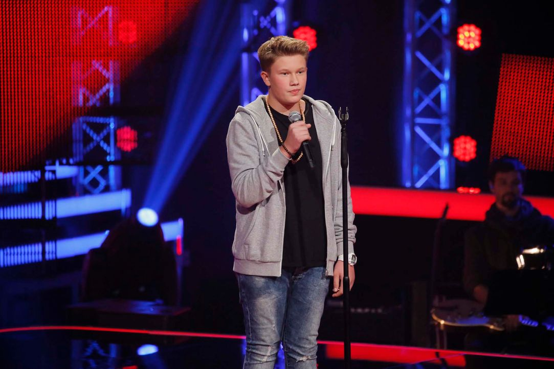 The-Voice-Kids-Stf04-Epi04-Danach-Patrik-21-SAT1-Richard-Huebner - Bildquelle: © SAT.1/ Richard Hübner