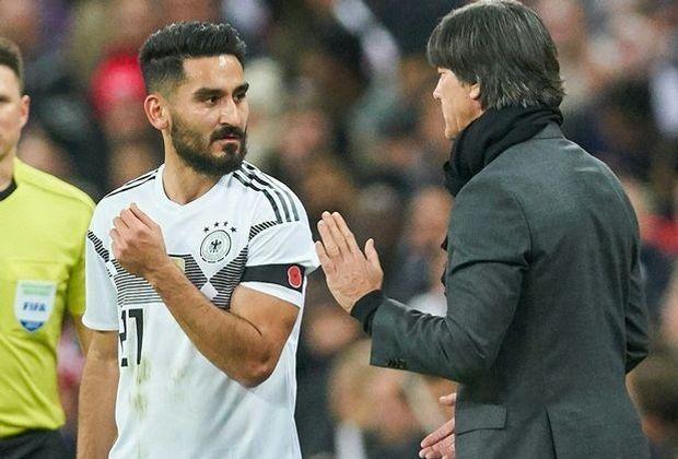 Ilkay Gündogan lobt Bundestrainer Joachim Löw