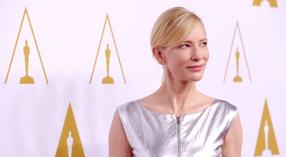 Oscars-Luncheon-Cate-Blanchett-14-02-10-getty-AFP - Bildquelle: getty-AFP