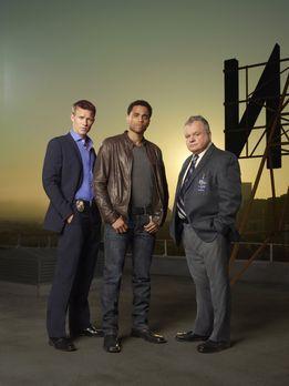 Common Law - (1. Staffel) - Nach langer, überaus erfolgreicher Zusammenarbeit...