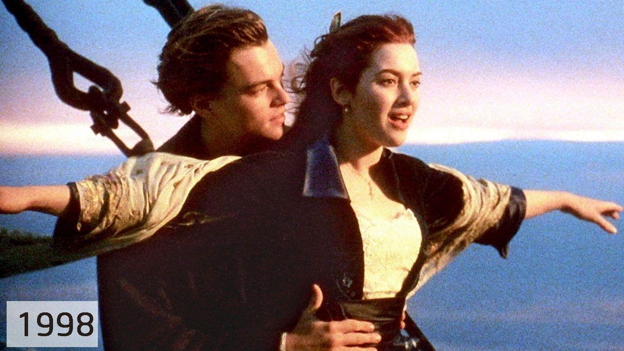 Leonardo DiCaprio und Kate Winslet  - Bildquelle: dpa