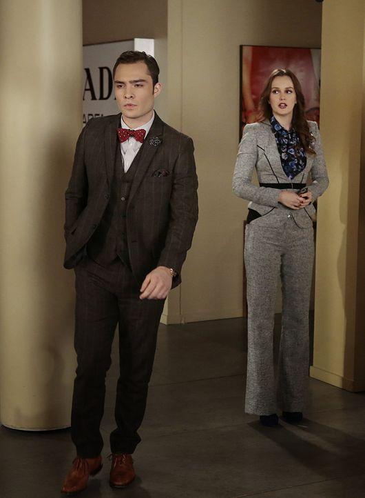 Chuck und Blair - Bildquelle: Warner Bros. Television