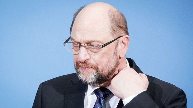 Martin Schulz unter Druck