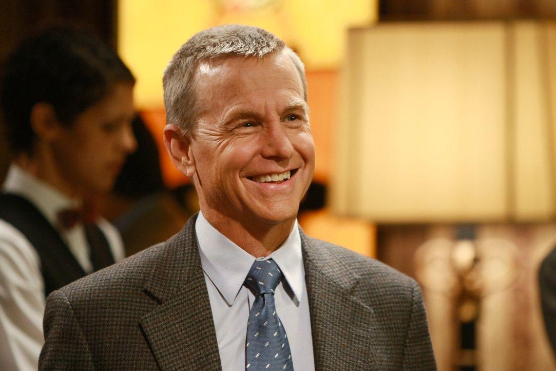 Kann George Lafferty (David Andrews) seine wahre Identität vor den Walker-Familienmitgliedern verbergen? - Bildquelle: 2008 ABC INC.