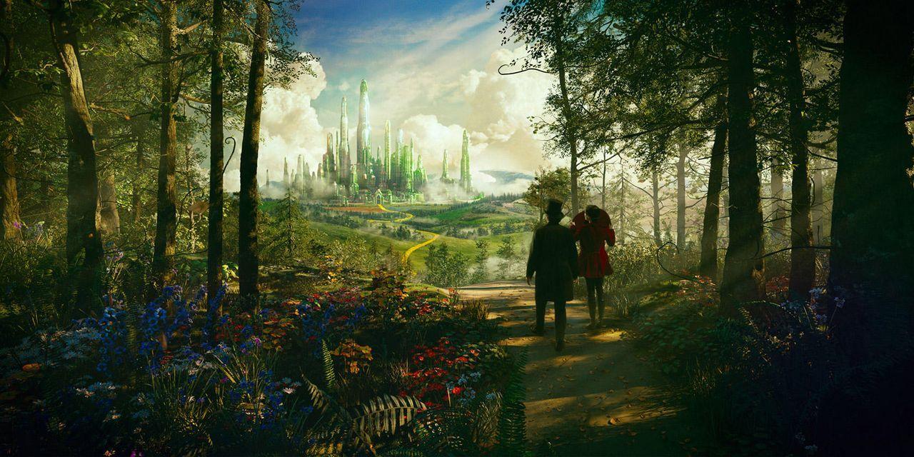 fantastische-welt-oz-06-disneyjpg 1700 x 850 - Bildquelle: Disney