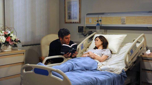 In guten wie in schlechten Zeiten steht Ted (Josh Radnor, l.) seiner Frau Tra...