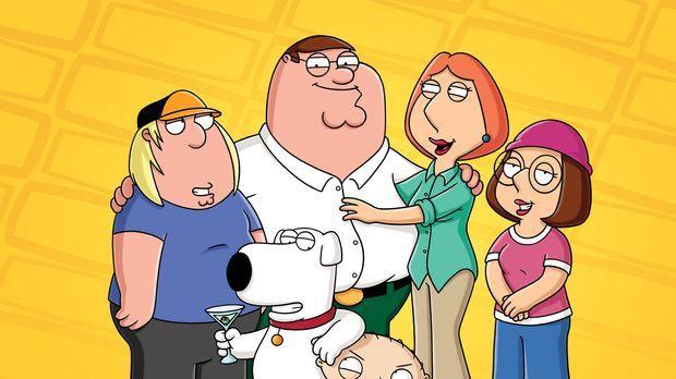 Family Guy - (10. Staffel) - Die Griffins aus Quahog, Rhode Island: Chris (l)...