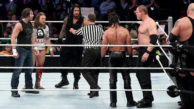 SmackDown 16. Januar