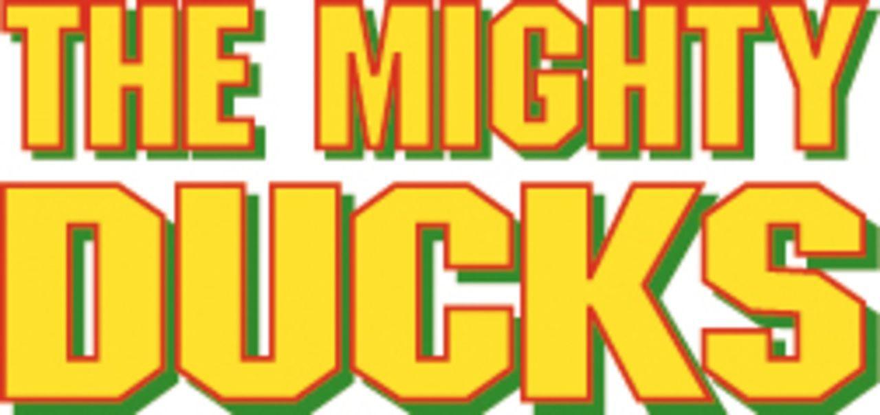 """""""MIGHTY DUCKS - DAS SUPERTEAM"""" - Logo"""