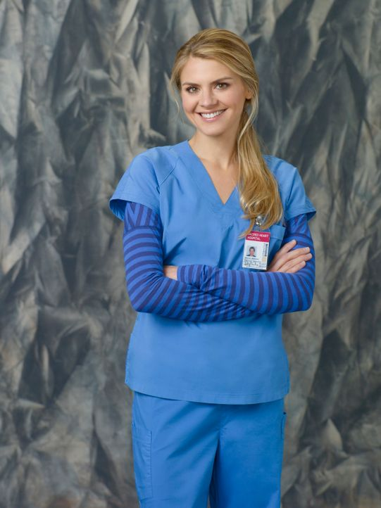 (9. Staffel) - Arbeitet am New Sacred Heart: Dr. Denise Mahoney (Eliza Coupe) ... - Bildquelle: Touchstone Television