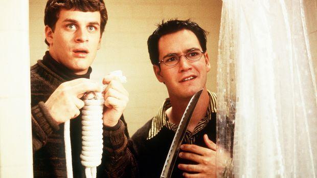 Josh (Tom Everett Scott) und Cooper (Mark-Paul Gosselaar) sind auf der Suche...