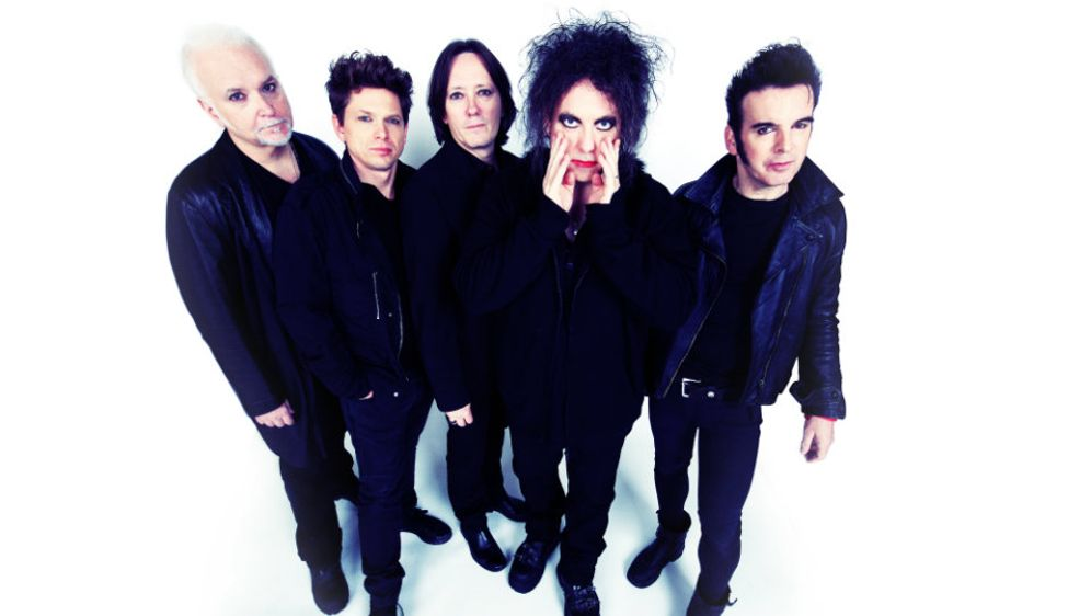 The Cure - Europa Tour 2016