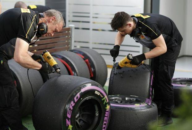 Pirelli-Reifentechniker wurden bedroht