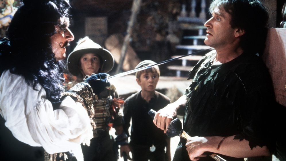 Hook - Bildquelle: Copyright   1991 TriStar Pictures, Inc. All Rights Reserved.