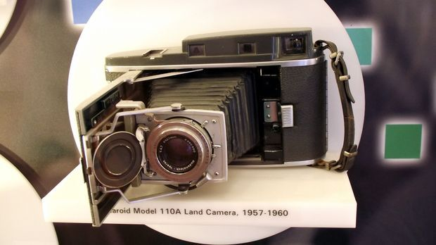 Polaroid Model 110A Land Camera, 1957-1960