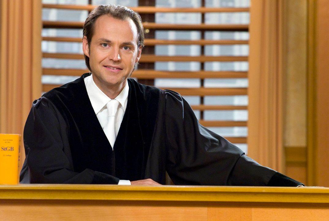 Staatsanwalt Bernd Römer - Bildquelle: Stefan Menne Sat.1