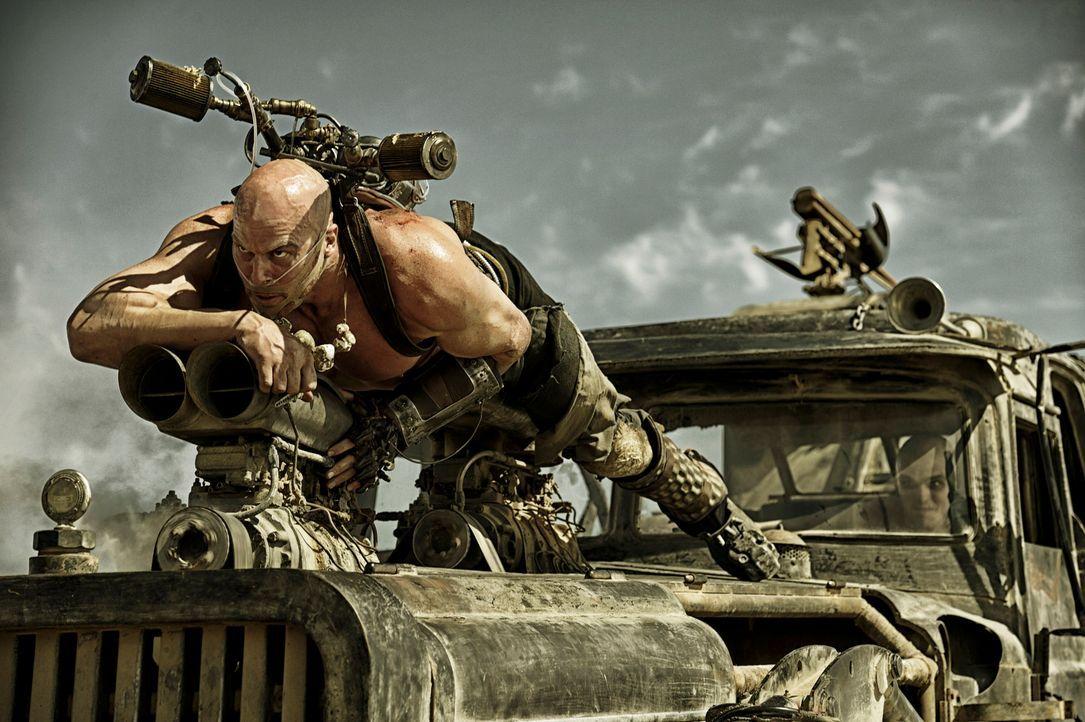 Mad-Max-Fury-Road-2014Warner-Bros-Entertainment-Inc - Bildquelle: 2014 Warner Bros. Entertainment Inc