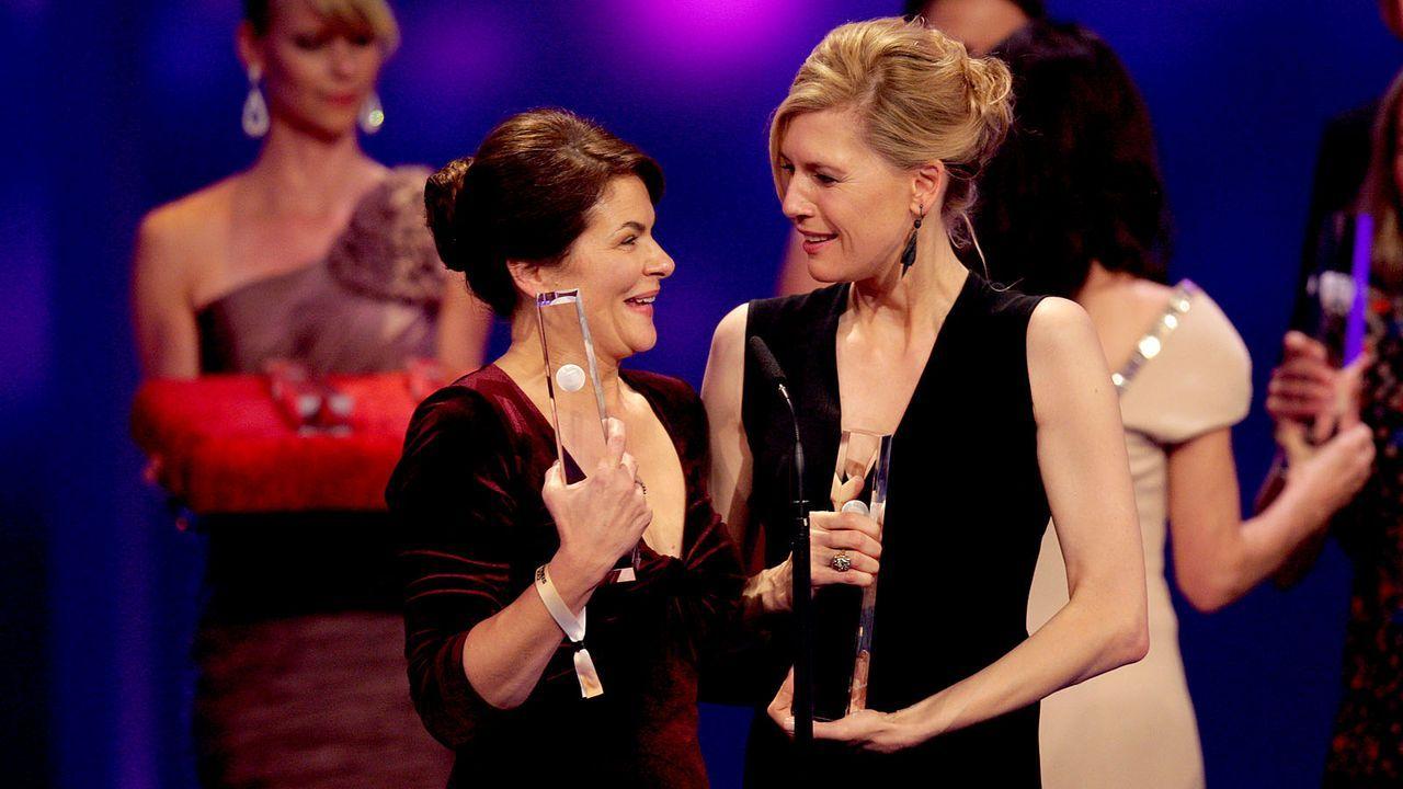 Deutscher-Fernsehpreis-121002-17-barbara-auer-ina-weisse-dpa.jpg - Bildquelle: dpa