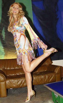 Sexy Sonya Kraus in der Bildergalerie - Bildquelle: WENN