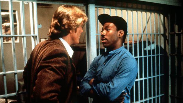 Der raubeinige Cop Jack Cates (Nick Nolte, l.) will den ausgeflippten Reggie...