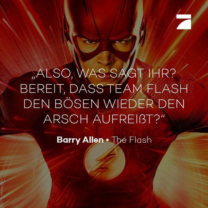 Barry Allen - Bildquelle: Warner Bros.
