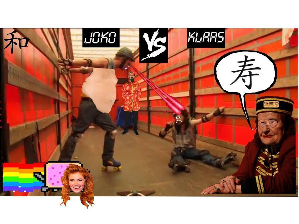 Joko vs. Klaas
