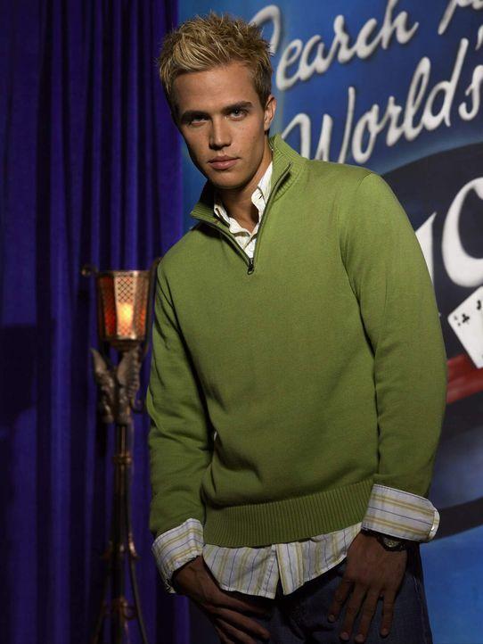 Auch Hunter (Chris Olivero) möchte der weltbeste jugendliche Magier werden ... - Bildquelle: The Disney Channel