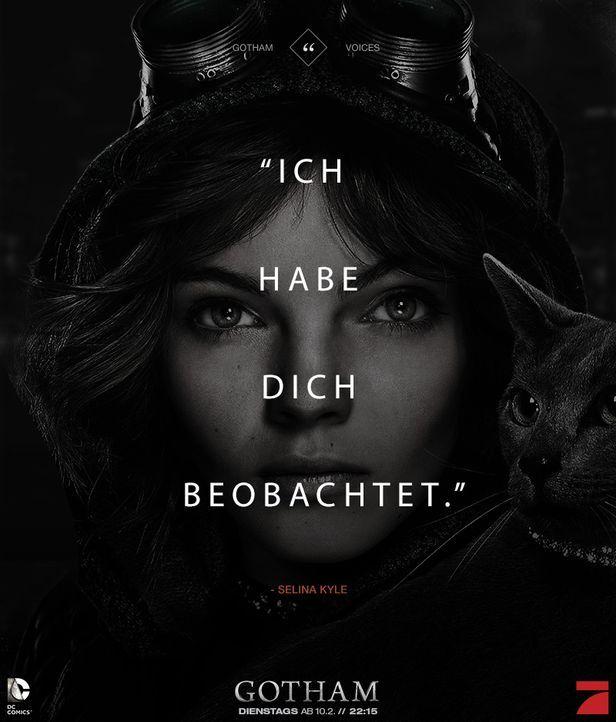 Gotham_Voices_Stimmen_der_Stadt_Zitate_Sprueche_Serie (4) - Bildquelle: DC Comics / Warner Bros. Entertainment, Inc.