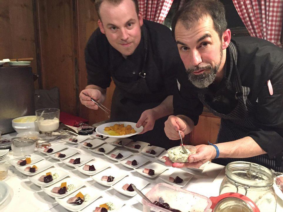 """""""Restaurants am Limit"""" begleitet fünf Gastronome  - Bildquelle: kabel eins"""