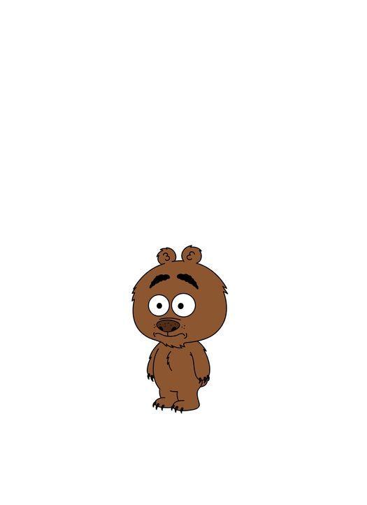 (1. Staffel) - Der kleine Bär Malloy ist ein Meister darin, anderen ihr Selbstwertgefühl zu zerstören ... - Bildquelle: 2012 Twentieth Century Fox Film Corporation and Comedy Partners. All rights reserved.