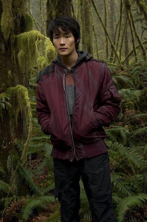 (1. Staffel) - In der vollkommen neuen Umgebung versucht sich Monty (Christopher Larkin) zurechtzufinden ... - Bildquelle: Warner Brothers