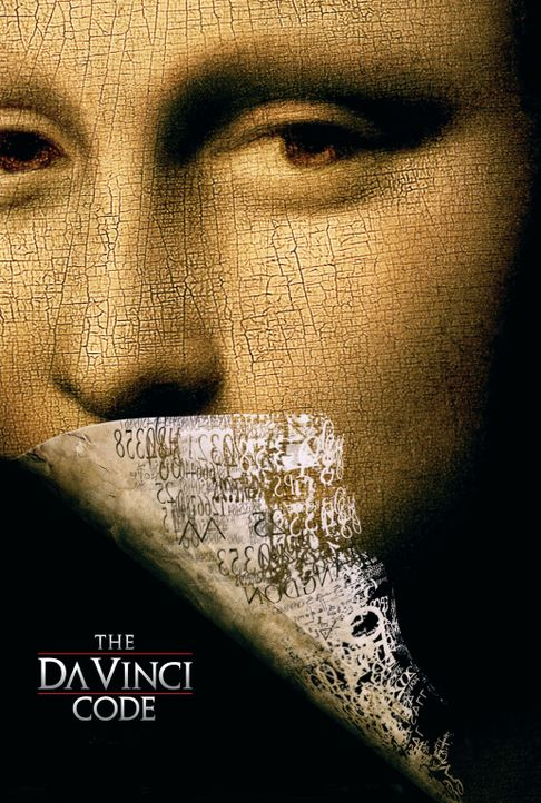 THE DA VINCI CODE - SAKRILEG - Plakatmotiv: Der US-Wissenschaftler Dr. Robert Langdon ist Spezialist für die Dechriffrierung historischer Schriften... - Bildquelle: Sony Pictures Television International. All Rights Reserved.