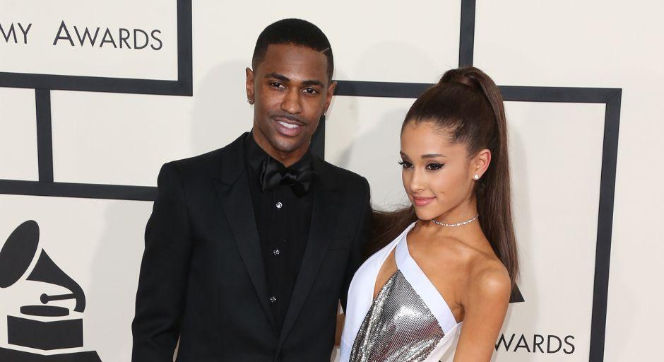Wird Big Sean über Ariana Grande und Justin Bieber rappen? - Bildquelle: FayesVision/WENN.com