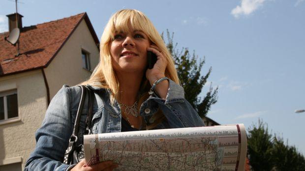 Reist um den Erdball, um nach vermissten Personen zu suchen: Julia Leischik ....