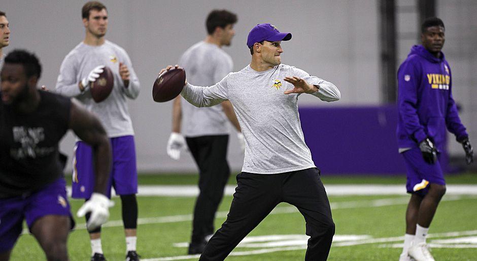 Platz 3: Minnesota Vikings - Bildquelle: imago/ZUMA Press