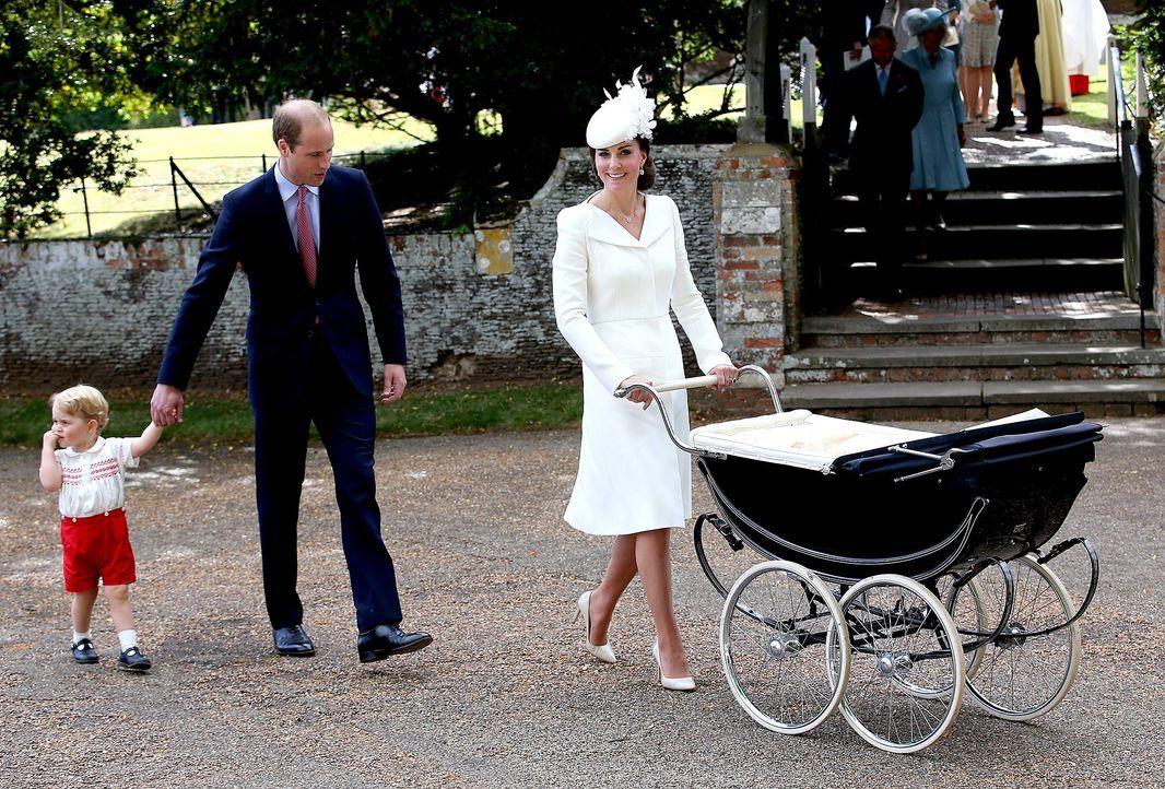 Taufe-Prinzessin-Charlotte-15-07-05-09-AFP - Bildquelle: AFP