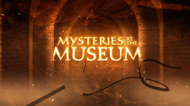 Mysteries at the Museum - Originaltitellogo © 2014, The Travel Channel, L.L.C...