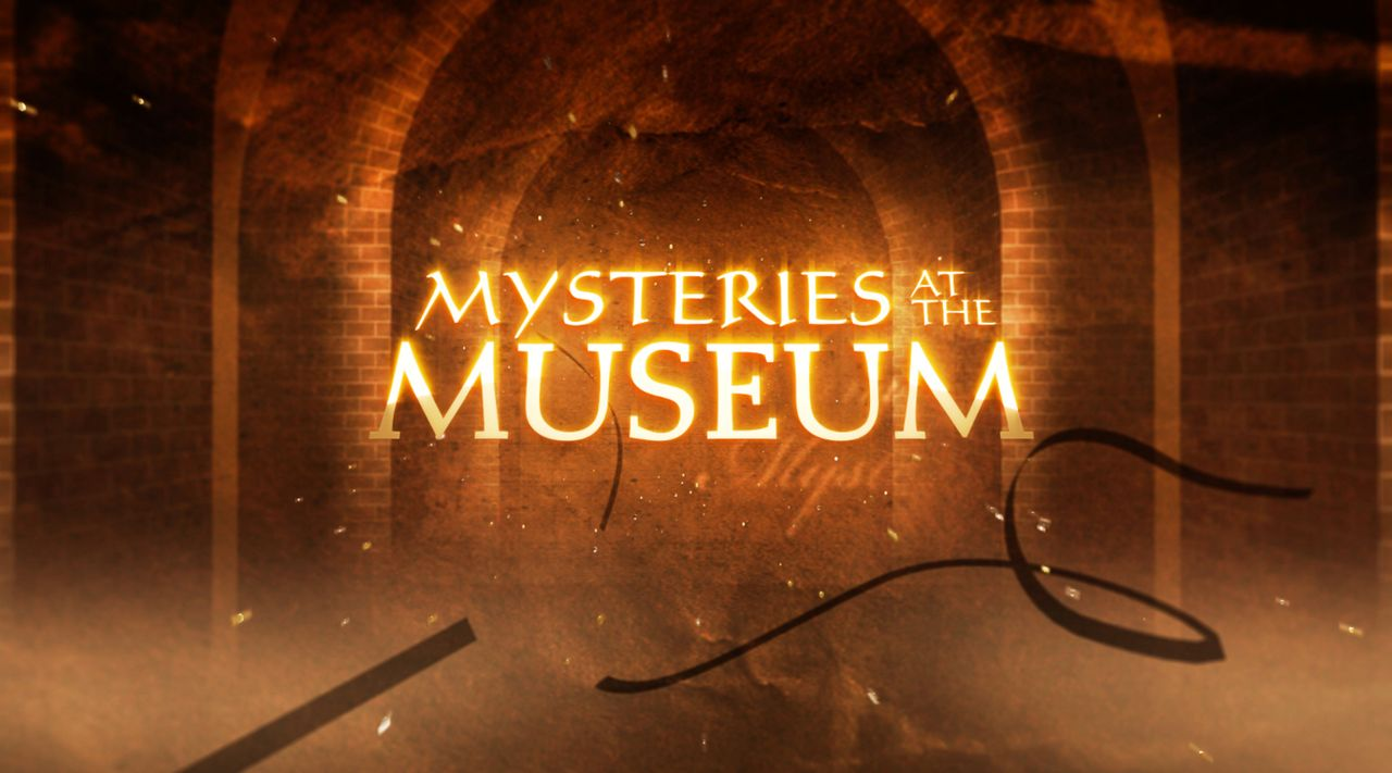 Mysteries at the Museum - Originaltitellogo - Bildquelle: 2014, The Travel Channel, L.L.C. All Rights Reserved.