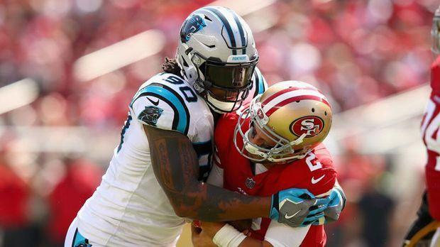 NFL - Top 10 der Sacks: Die besten Quarterback-Jäger der NFL-Geschichte